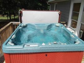 Leisure Bay Hot Tubs
