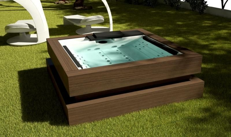 Portable spas a new wave of spas leisure bay spas - Spa o hot tub ...