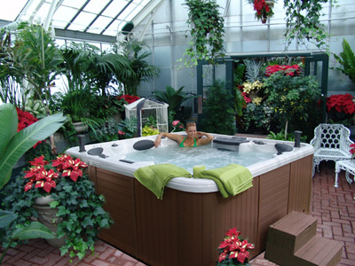 Childhood Fantasy Turned Into Reality With Garden Leisure Spas