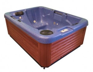 leisure hot tub
