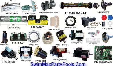 Leisure Bay Spa Parts